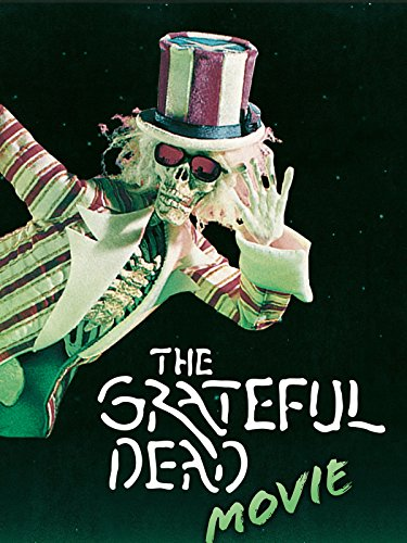 The Grateful Dead Movie Cover