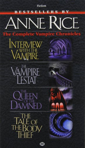 Preisvergleich Produktbild Vampire Chronicles 4 copy Box Set (Science Fiction)