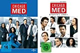 Chicago Med - Staffel 1+2 im Set - Deutsche Originalware [11 DVDs]
