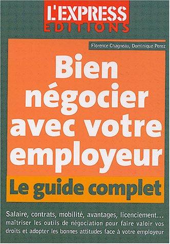 Le guide du salarié malin : Les avantages que vous pouvez négocier avec votre patron