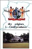 Le Surinam. Des origines à l'indépendance