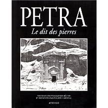 Petra : Le dit des pierres