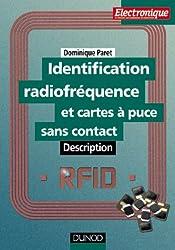 Identification radiofréquence et cartes à puce sans contact : Description