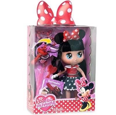 I Love Minnie - Mis peinados (Famosa 700010395) por Famosa