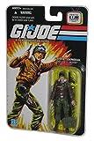 G.I. JOE Hasbro 3 3/4' Wave 9 Action Figure General Hawk by Hasbro (English Manual)