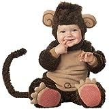 Affen-Kostüm für Babys mit lustigen Ohren - Premium 80/86 (18-24 Monate)