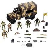True Heroes Troop Transporter Playset by Toys R Us
