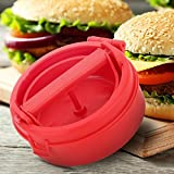 Pinkdose® Stuffed Burger Press Hamburger Grill Bbq Patties Maker Hamburger Meat Press Kitchen Acessories Pressure Mold Cookware Kitchen