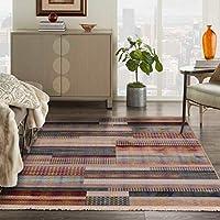 Al Salem Carpet Carpet Royal Palace Collection Modern Area Rug, 135 CM x 195 CM, Multi Color