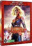 Captain Marvel [Combo 3D + Blu-Ray 2D]