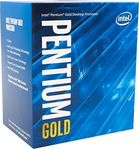 Intel BX80684G5500 Processore per Desktop PC, Argento