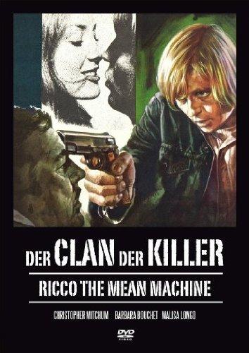 Ricco the Mean Machine ( Ricco ) ( Cauldron of Death (The Dirty Mob) ) [ NON-USA FORMAT, PAL, Reg.2 Import - Germany ] by Eduardo Fajardo
