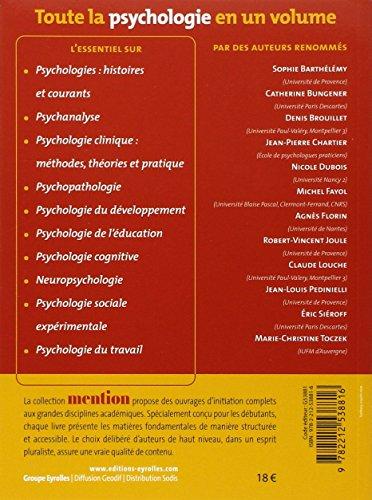 Psychologie: Commencer avec les meilleurs professeurs