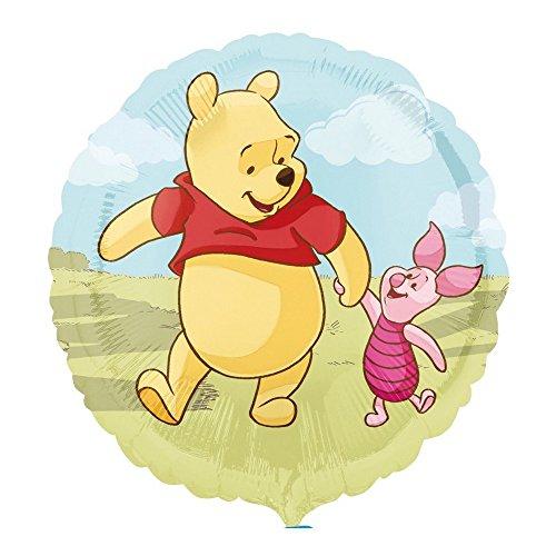 GUIZMAX Globos Winnie The Pooh y Piglet Disney Helio