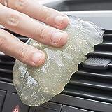 Fango per la pulizia dell'auto Notebook tastiera di pulizia della polvere morbida plastica Computer antiaderente Fango strumento Mano pulizia digitale pulizia polvere Pulisci tastiera