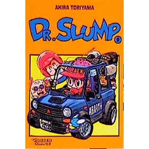 Dr. Slump 09. Verrückte Flitterwochen.