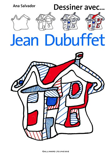 Dessiner avec ... Jean Dubuffet par Ana Salvador