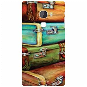 Design Worlds - Letv Le Max Designer Back Cover Case - Multicolor Phone Cover
