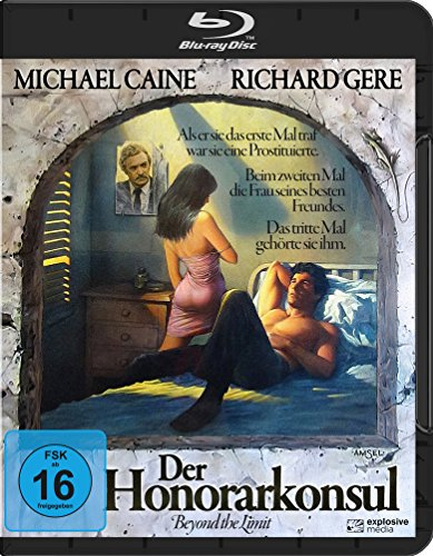 Der Honorarkonsul [Blu-ray]