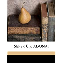 Sefer Or Adonai