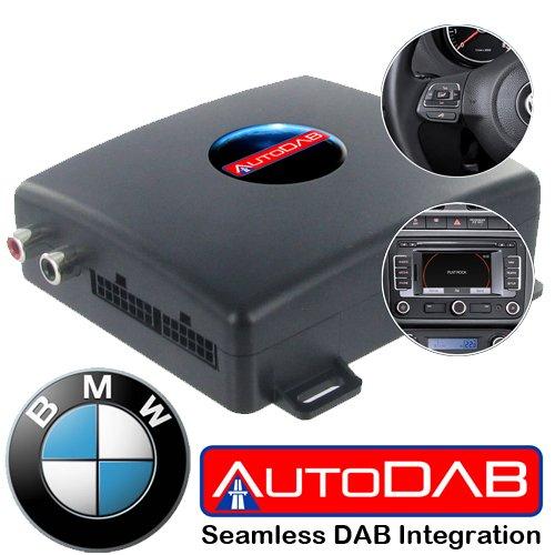 T1 Audio Digitaler DAB-Tuner, für BMW Kfz-Audioanlagen, für Originalteile und Nachrüstung -