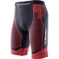 X-Bionic Hombre Oberbekleidung Running Effektor Power Pantalones Cortos Negro Negro Talla:Medium