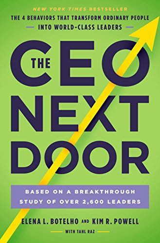 Pdf download the ceo next door the 4 behaviors that transform pdf download the ceo next door the 4 behaviors that transform ordinary people into world class leaders by elena l botelho full online fandeluxe Choice Image