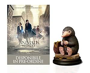 Animali Fantastici e Dove Trovarli (Blu-Ray con Statua Snaso) (Esclusiva Amazon)