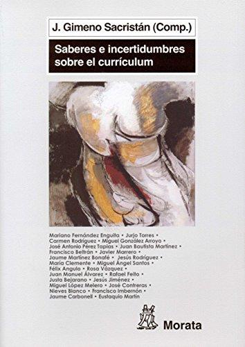 Saberes e incertidumbres sobre el currículum: Amazon.es