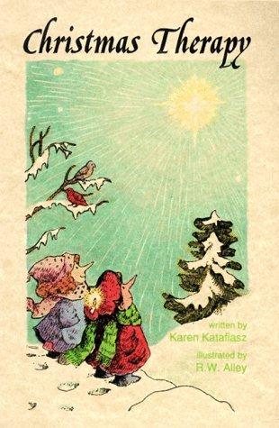 Christmas Therapy (Elf Self Help) by Karen Katafiasz (1-Mar-1995) Paperback