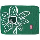 Golla Emily G1161 Notebook-Sleeve für Apple Mac bis 40 cm (15 Zoll) grün