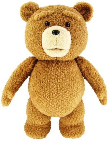Preisvergleich Produktbild Sprechen Ted - Der Teddybär, der spricht - Official Movie Seth MacFarlane der TED - 60cm