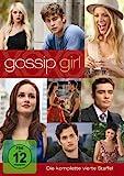 Gossip Girl - Die komplette vierte Staffel [5 DVDs] - Cecily Ziegesar