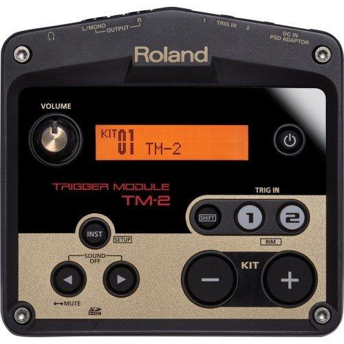Roland tm2–tm-2Akustik Drum Trigger Modul (Roland-drum-kit)