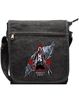 Assassins Creed - Messenger Tasche Umhängetasche - Arno - Unity