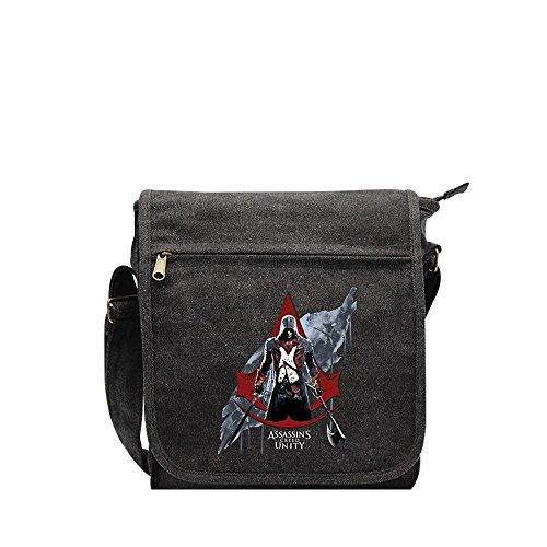 Preisvergleich Produktbild Assassins Creed - Messenger Tasche Umhängetasche - Arno - Unity