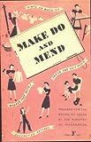 """'Seconda Guerra Mondiale manuale per abbigliamento """"WW2nachbildungen in inglese per la scuola, Make Do And Theater collezionisti e più."""