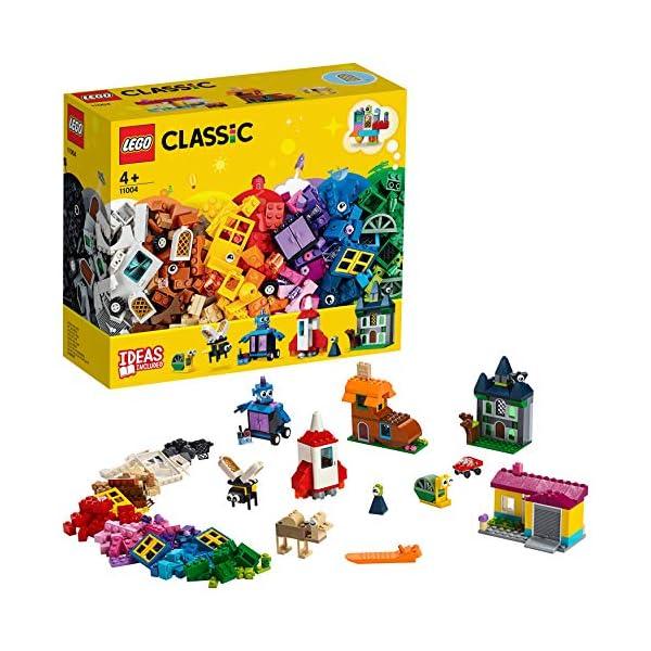 LEGO Classic - Gioco per Bambini Le Finestre della Creatività, Multicolore, 6250769 2 spesavip