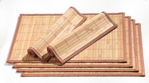 Tischsets Bambus Im Vergleich Beste Tische De