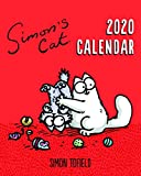 Simon's Cat Easel Desk Calendar 2020