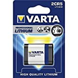 Fotobatterie VARTA 2CR5