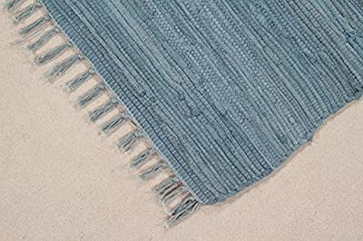 Rag Rug & Runner Abano-The Ideal Cotton Patchwork Rug-60x200cm-Various Colours and Sizes - cheap UK light store.