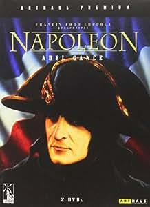 Coffret Napoleon d'Abel GANCE (Version restaurée - Film Muet - Dvd IMPORT)