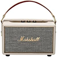 Marshall Haut-parleur audio portable Kilburn Bluetooth entrée aUX 3.5mm Couleur crème