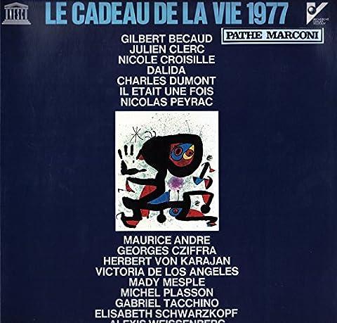 Le Cadeau de la Vie 1977 (Vinyle, 33 tours LP 12