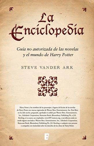 La enciclopedia. Guía no autorizada de las novelas y el mundo de ...