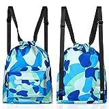 COPOZZ Wasserdicht Packsack Rucksack Dry Bag, Leich Packsäcke Turnhalle Sport Tasche Schwimmtasche...