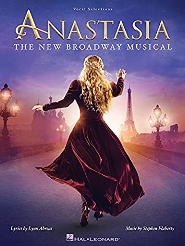 Anastasia: The New Broadway Musical: Vocal Selections