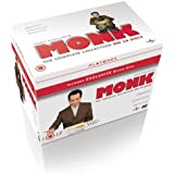 Monk (Complete Collection) - 34-DVD Box Set ( Monk (Seasons 1-8) )