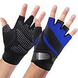 boildeg Fitness Handschuhe Trainingshandschuhe,Leicht Gewichtheben Ideal zum Gewichtheben,Crossfit...
